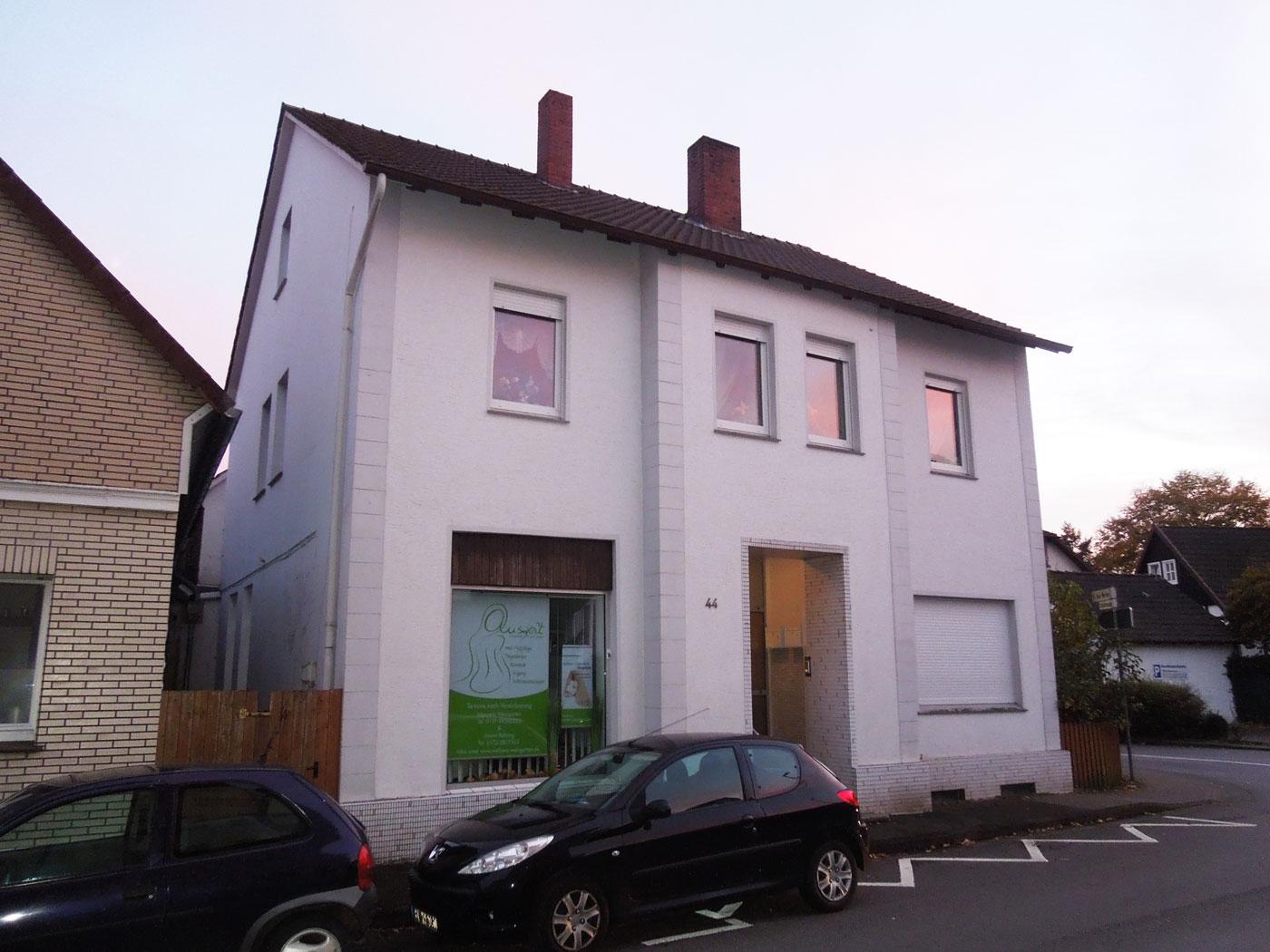 Wohn- und Geschäftshaus in zentraler Lage von Werther