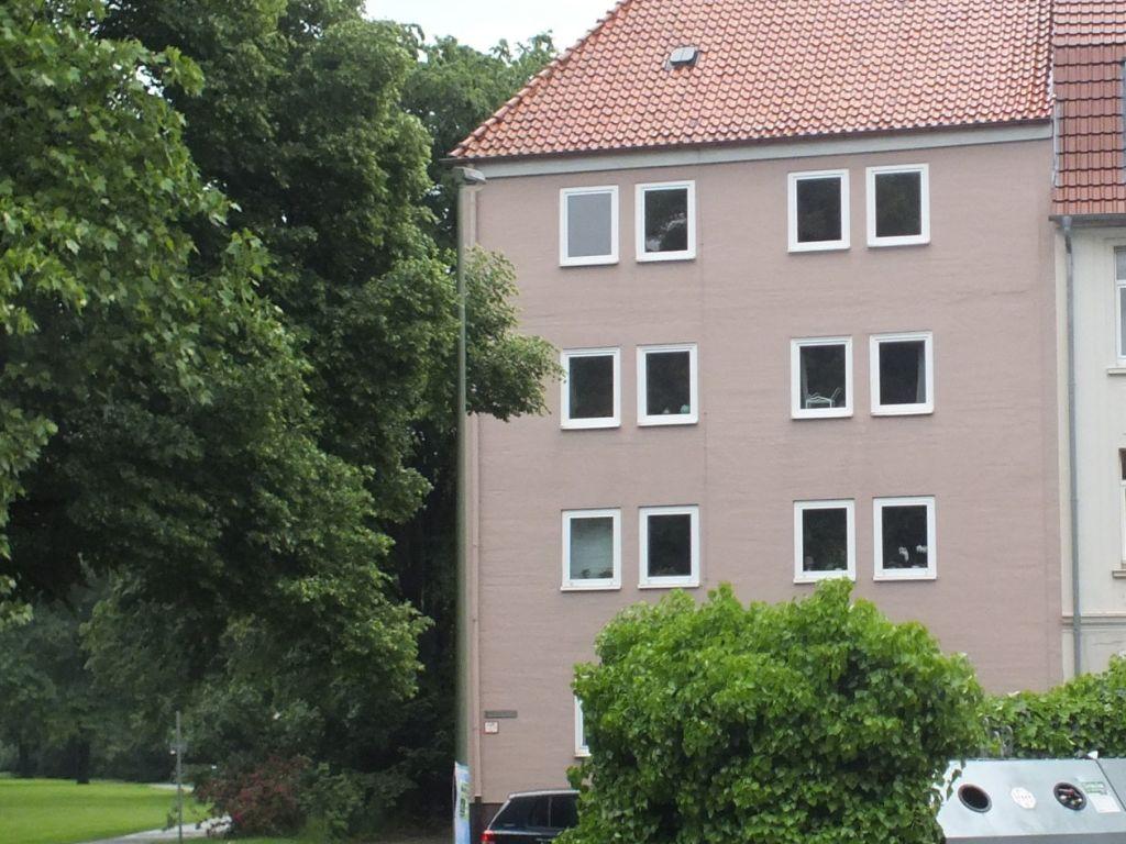 Modernisierte Wohnung in bevorzugter, zentraler Lage von Bielefeld
